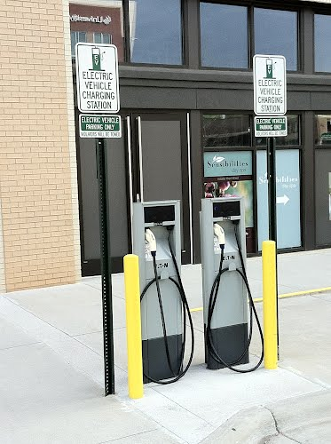 EV Charging Station - Biltmore Square