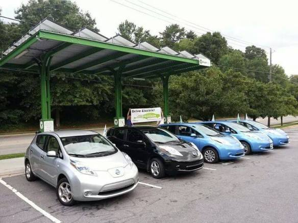Blue Water Leaf A Nissan Leaf Owner Blogs About Adventures In
