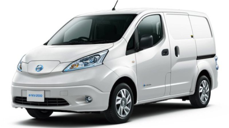 Nissan Cargo Van 2015 Autos Post