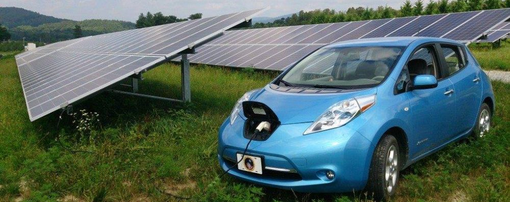 Blue Water Leaf A Nissan Leaf Owner Blogs About Adventures In His