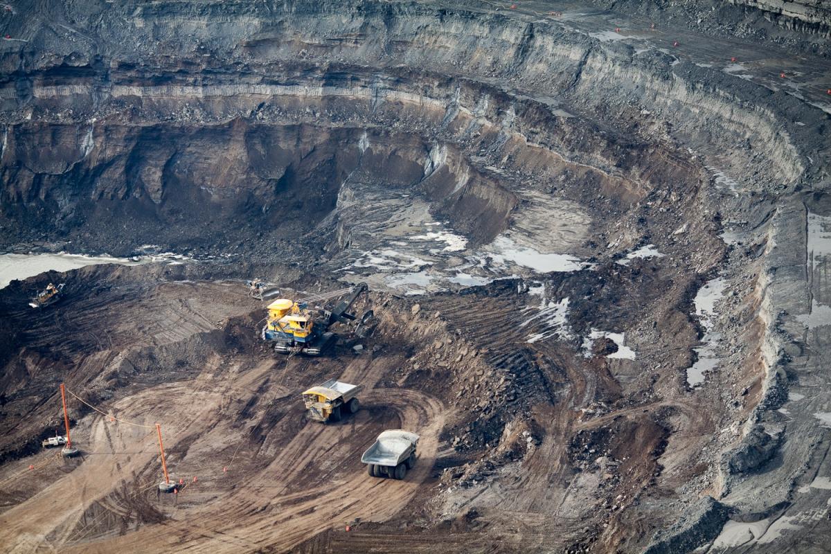 alberta oil sands greenpeace